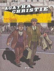 Agatha Christie t.13 ; les quatre - Intérieur - Format classique