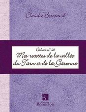 Mes recettes de Tarn et Garonne - Intérieur - Format classique
