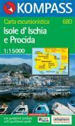 Isole d'Ischia e Procida - Couverture - Format classique