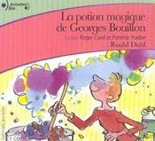 La potion magique de Georges Bouillon - Intérieur - Format classique