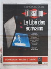 Liberation N°9593 du 15/03/2012 - Couverture - Format classique