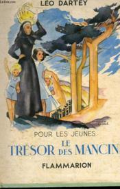 Le Tresor Des Mancini. Collection : Pour Les Jeunes. - Couverture - Format classique