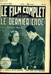 Le Film Complet Du Jeudi N° 1279 - 12e Annee - Le Denrier Choc - Couverture - Format classique