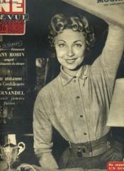Cine Revue France - 34e Annee - N° 13 - Mogambo - Couverture - Format classique