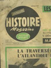 Histoire Magazine - N°5 - Couverture - Format classique