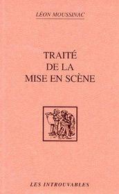 Traité de mise en scène - Couverture - Format classique