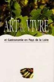 Art de vivre et gastronomie en pays de la loire - Intérieur - Format classique