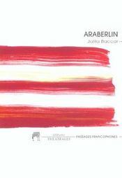 Araberlin - Intérieur - Format classique