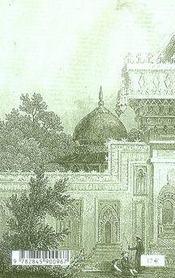 Les maîtres du soufisme ; volume 1 ; trois traités de najm kubra - 4ème de couverture - Format classique