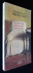 La nouvelle philosophie moscovite - Couverture - Format classique