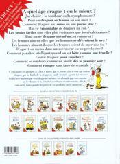 Les Guides En Bd T.19 ; Le Guide De La Drague - 4ème de couverture - Format classique