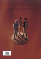 Nemesis t.1 ; level eleven - 4ème de couverture - Format classique