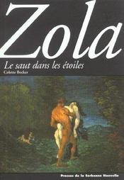 Zola ; le saut dans les étoiles - Intérieur - Format classique