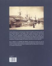 De la royale a la marine de france - 4ème de couverture - Format classique