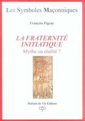 La fraternité initiatique - Intérieur - Format classique