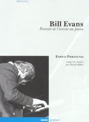 Bill Evans - Portrait De L'Artiste Au Piano - Intérieur - Format classique