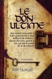 Le Don Ultime - Couverture - Format classique
