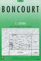 Boncourtq - Couverture - Format classique