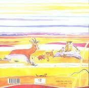Ouchen Le Petit Curieux - 4ème de couverture - Format classique