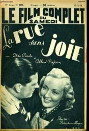 Le Film Complet Du Samedi N° 2173 - 17e Annee - La Rue Sans Joie - Couverture - Format classique
