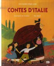 Contes d'Italie - Intérieur - Format classique