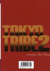 Tokyo tribe 2 t.6 - 4ème de couverture - Format classique