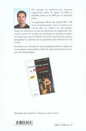 L'Essentiel Du Cours De Physique Chimie En Prepa De La Mpsi A La Mp Nouveau Programme - 4ème de couverture - Format classique