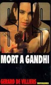 Sas t.81 ; mort à Gandhi - Couverture - Format classique