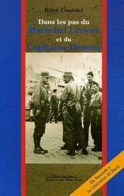 Dans les pas du maréchal Leclerc et du capitaine Dronne - Couverture - Format classique