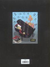 Chaponoir t.2 - 4ème de couverture - Format classique