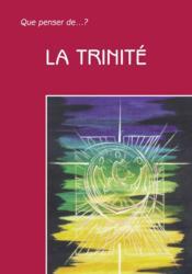 La Trinite - Couverture - Format classique