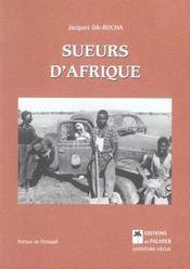 Sueurs d'afrique - Intérieur - Format classique