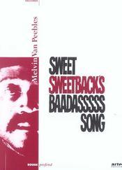 Sweet Sweetback'S Baadasssss Song - Intérieur - Format classique