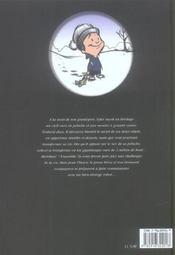 Herobear et the kid t.2 ; l'étrange robot - 4ème de couverture - Format classique