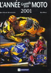 Annee Grands Prix Moto ; Edition 2001-2002 - Intérieur - Format classique