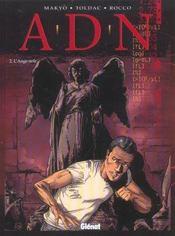 A.d.n t.2 ; l'ange noir - Intérieur - Format classique