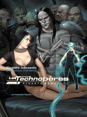 Les technopères t.3 ; planeta games - Intérieur - Format classique