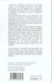 Preuve Vivante - 4ème de couverture - Format classique