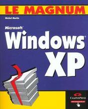 Le Magnum Windows Xp - Intérieur - Format classique