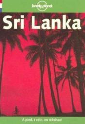 Sri Lanka. à pied, à vélo, en rickshaw - Couverture - Format classique