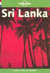 Sri Lanka. à pied, à vélo, en rickshaw - Intérieur - Format classique