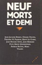 Neuf Morts Et Demi - Intérieur - Format classique