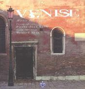 Venise, miroir des signes - Intérieur - Format classique