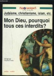 Panoramiques 11 Interdits Religieux - Couverture - Format classique