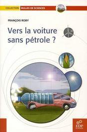Vers la voiture sans pétrole ? - Intérieur - Format classique