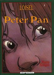 Peter Pan t.4; mains rouges - Intérieur - Format classique