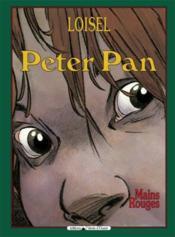 Peter Pan t.4; mains rouges - Couverture - Format classique
