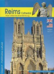 Reims cathedral (english version) - Couverture - Format classique
