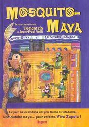 Mosquito-Maya : Super-Onyx Et La Revolte Indienne - Intérieur - Format classique
