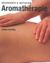 Aromatherapie - Couverture - Format classique